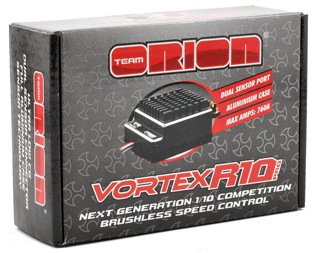 Team Orion Vortex R10 Race Brushless ESC (90A, 2-3S)