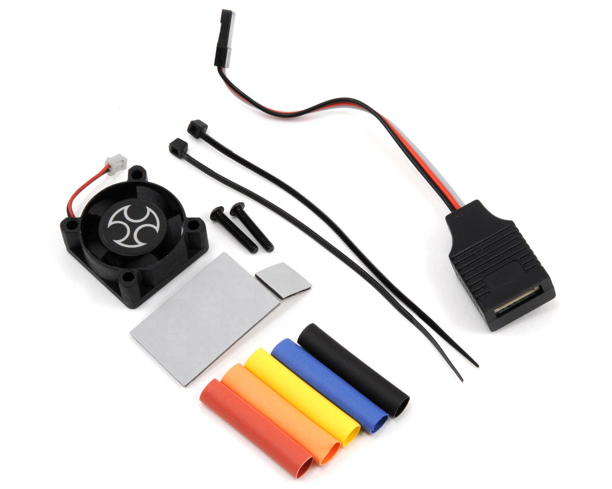 Image 2 for Team Orion Vortex R10 Stock US SPEC Brushless ESC (90A, 2-3S)