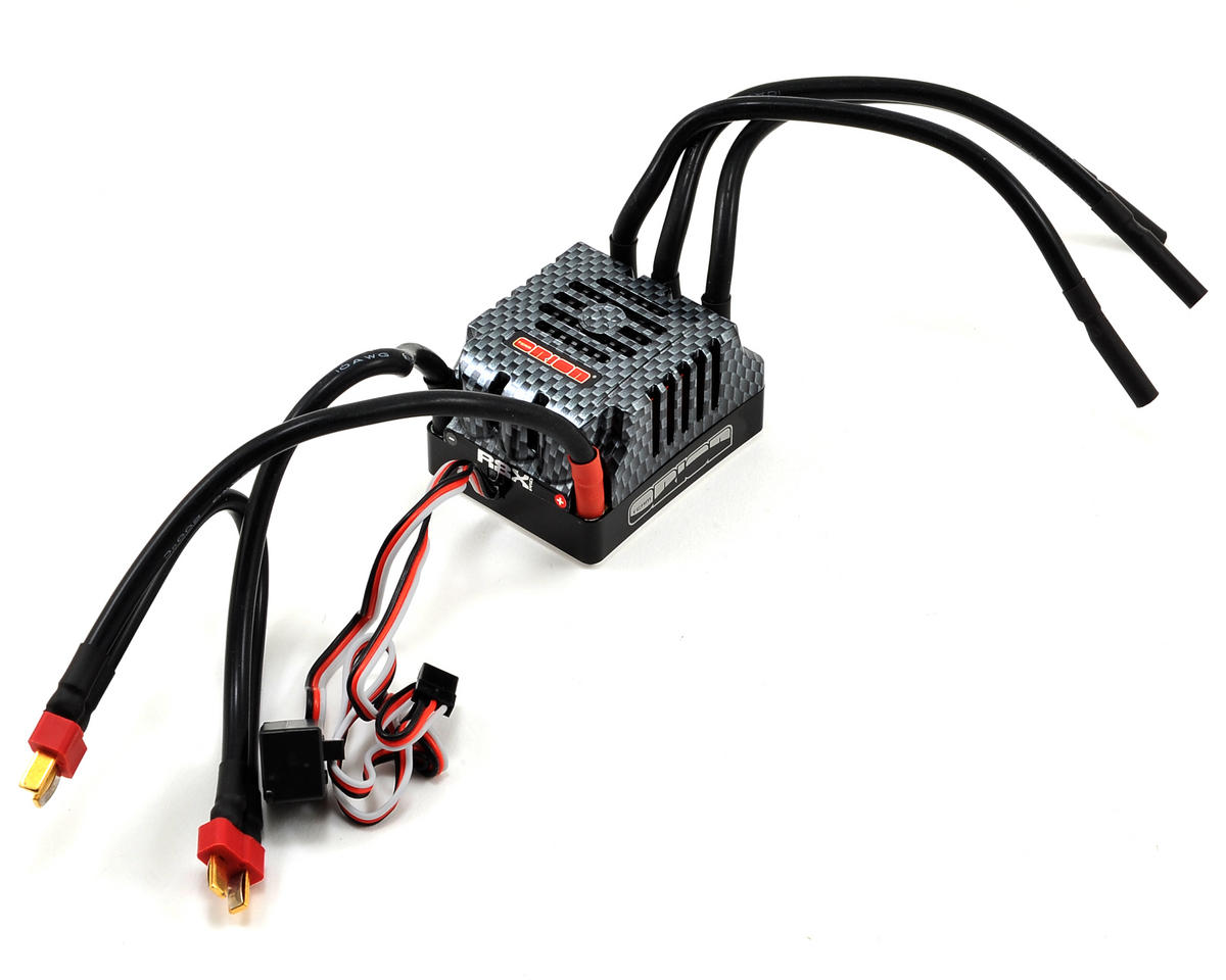 Vortex R8 ProX Extreme 1/8 Scale Brushless ESC (220A, 2-6S) by Team Orion