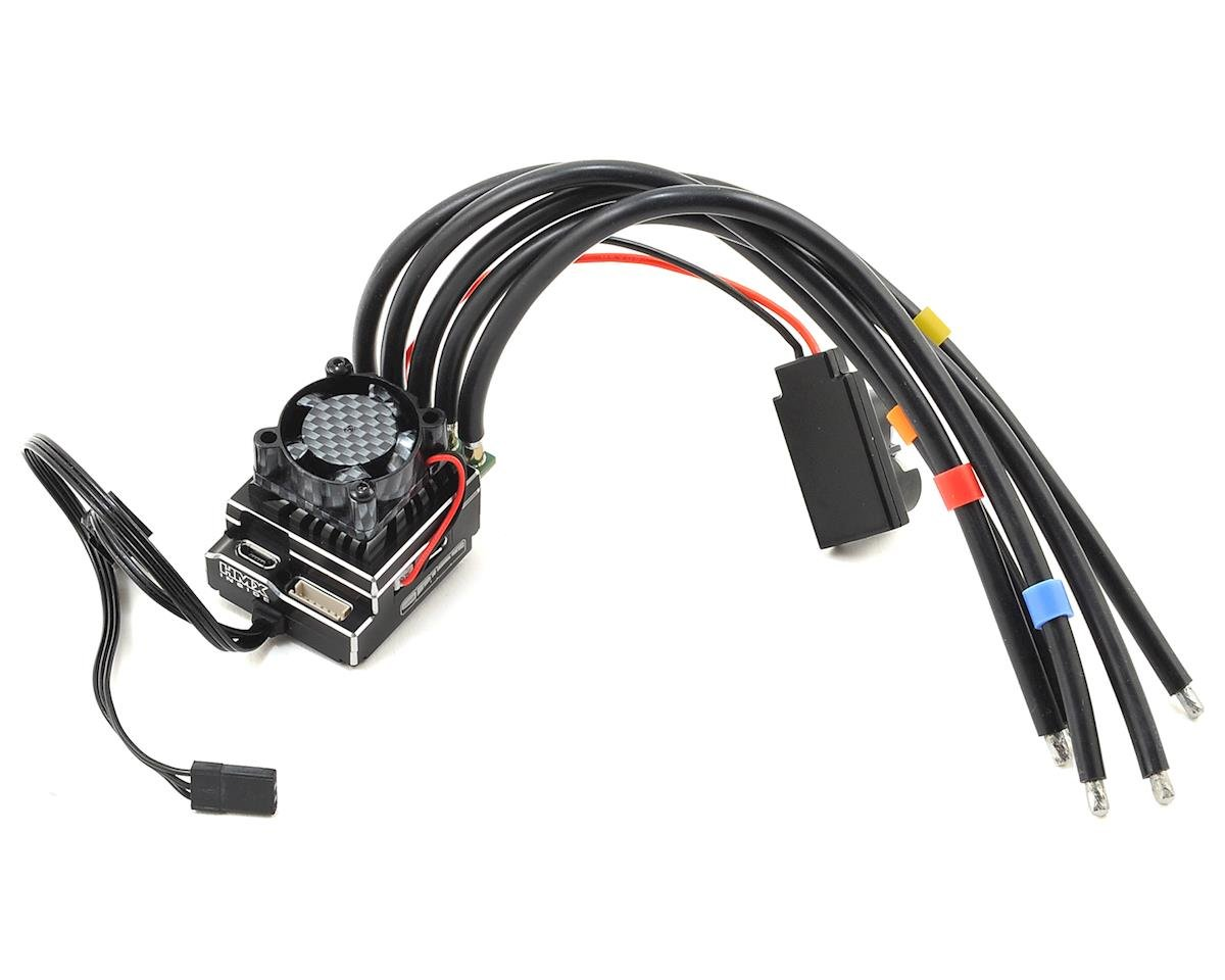 Team Orion HMX 10 Blinky US SPEC Brushless ESC