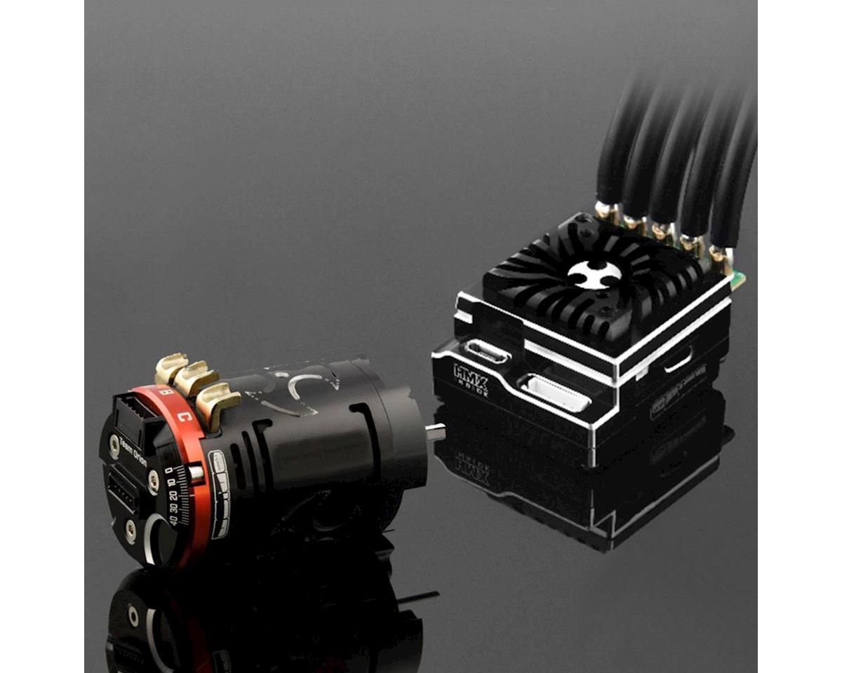 HMX 10 ESC & Vortex Ultimate Modified Brushless Combo (6.5T)