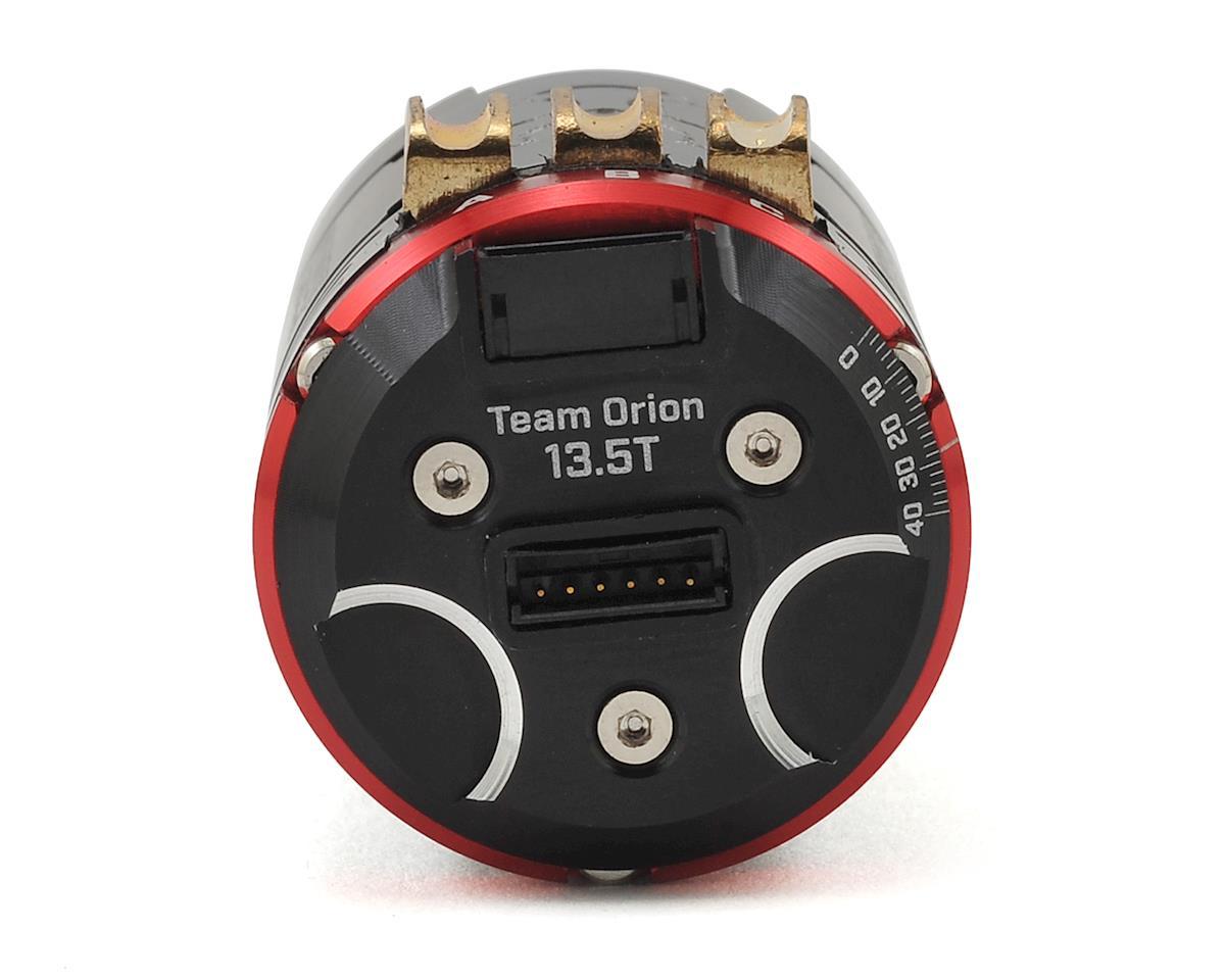 HMX 10 Blinky ESC & Vortex Ultimate Stock Brushless Combo (13.5T) by Team Orion