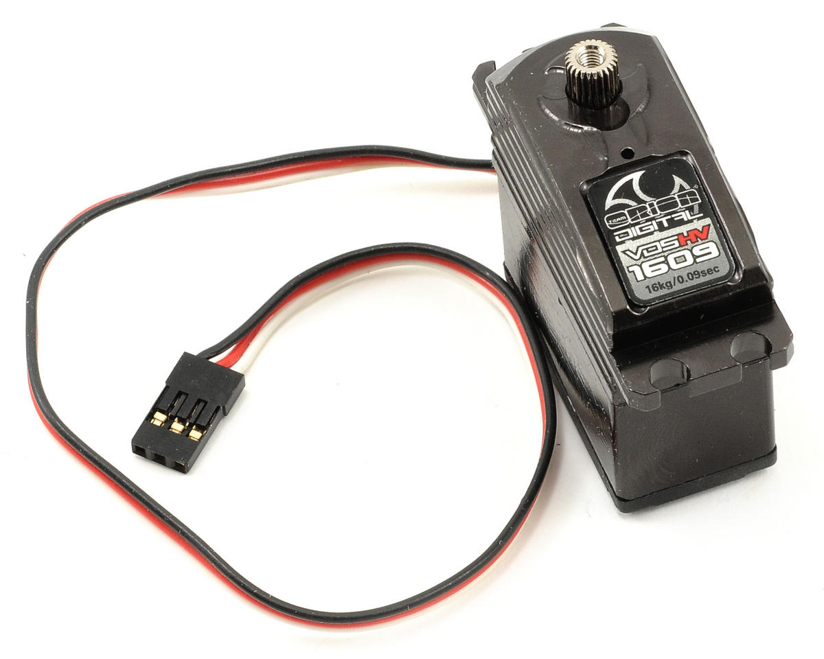 "Team Orion Vortex VDS-HV 1609 ""High Speed"" Digital Metal Gear Servo (High Voltage)"