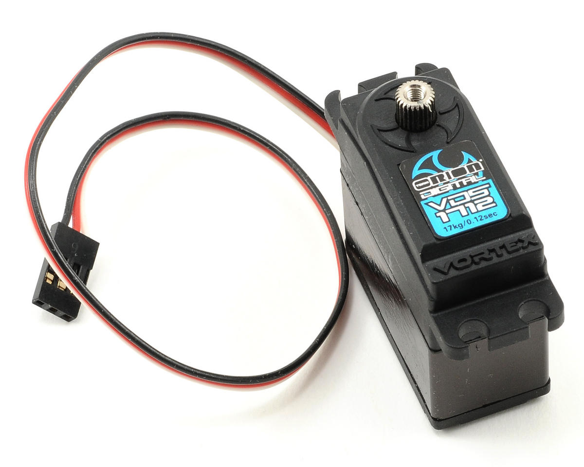 "Team Orion Vortex VDS 1712 ""High Torque"" Digital Metal Gear Servo"