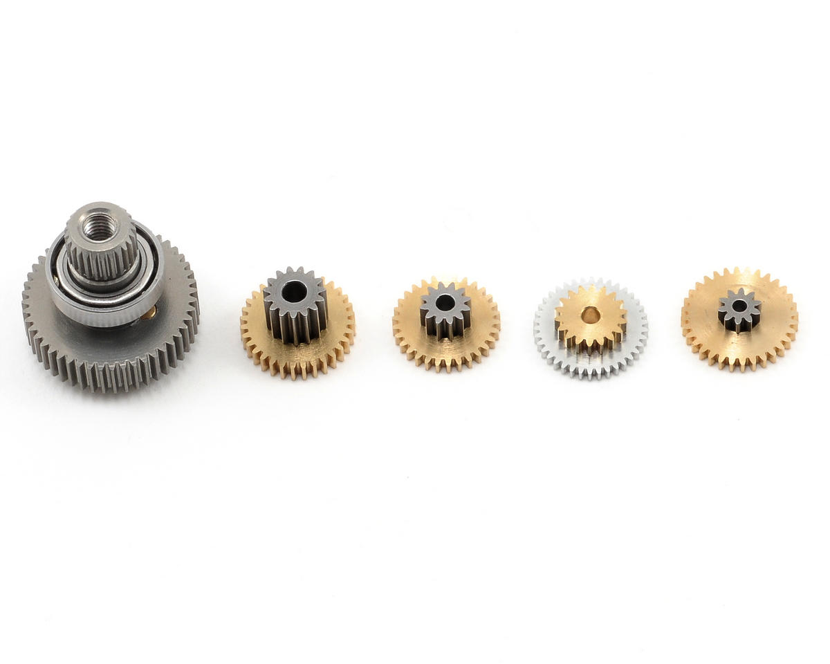 Team Orion Metal Servo Gear Set (VDS-1009)
