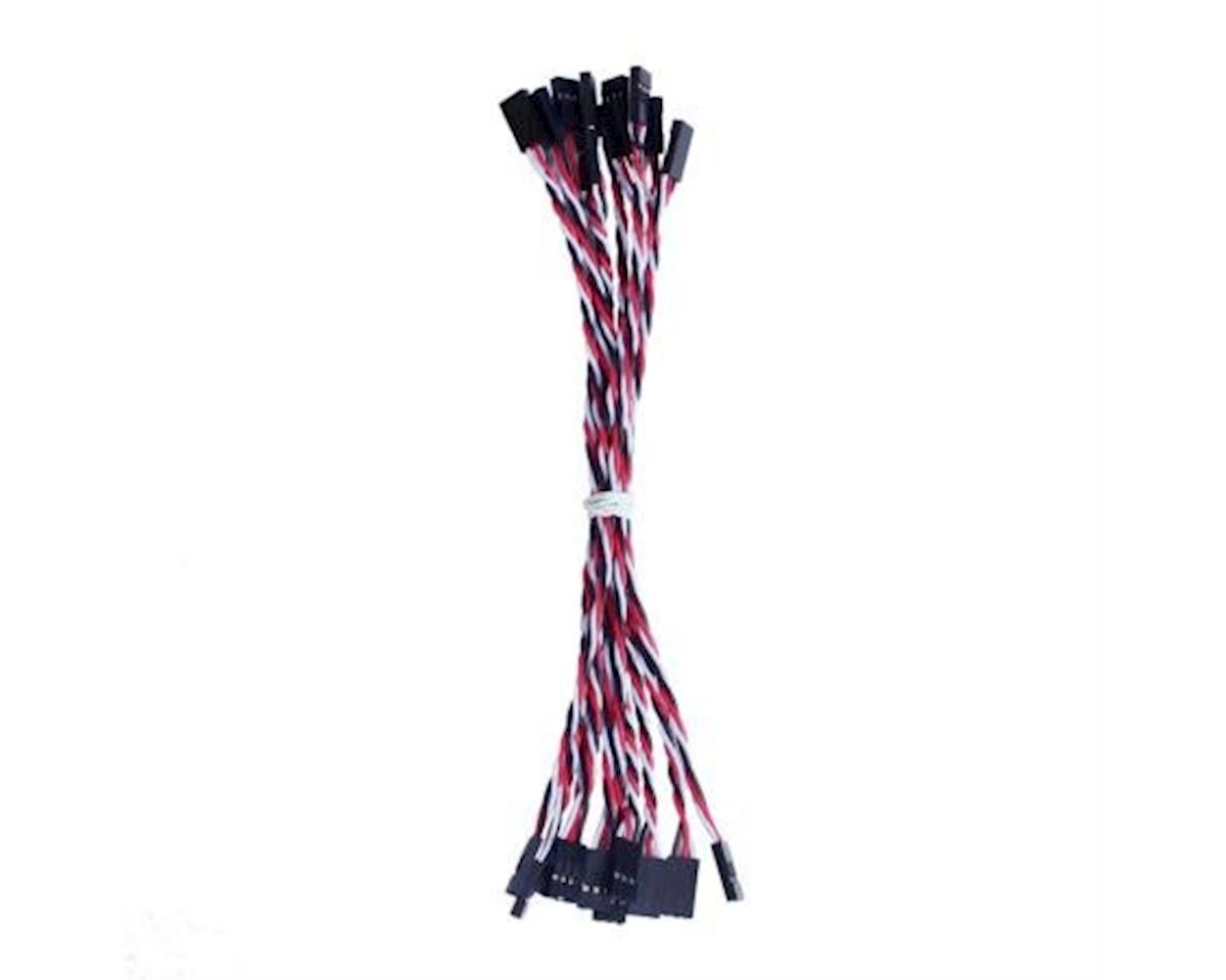 OSEPP 3 Pin Jumper Cable - 10Pc