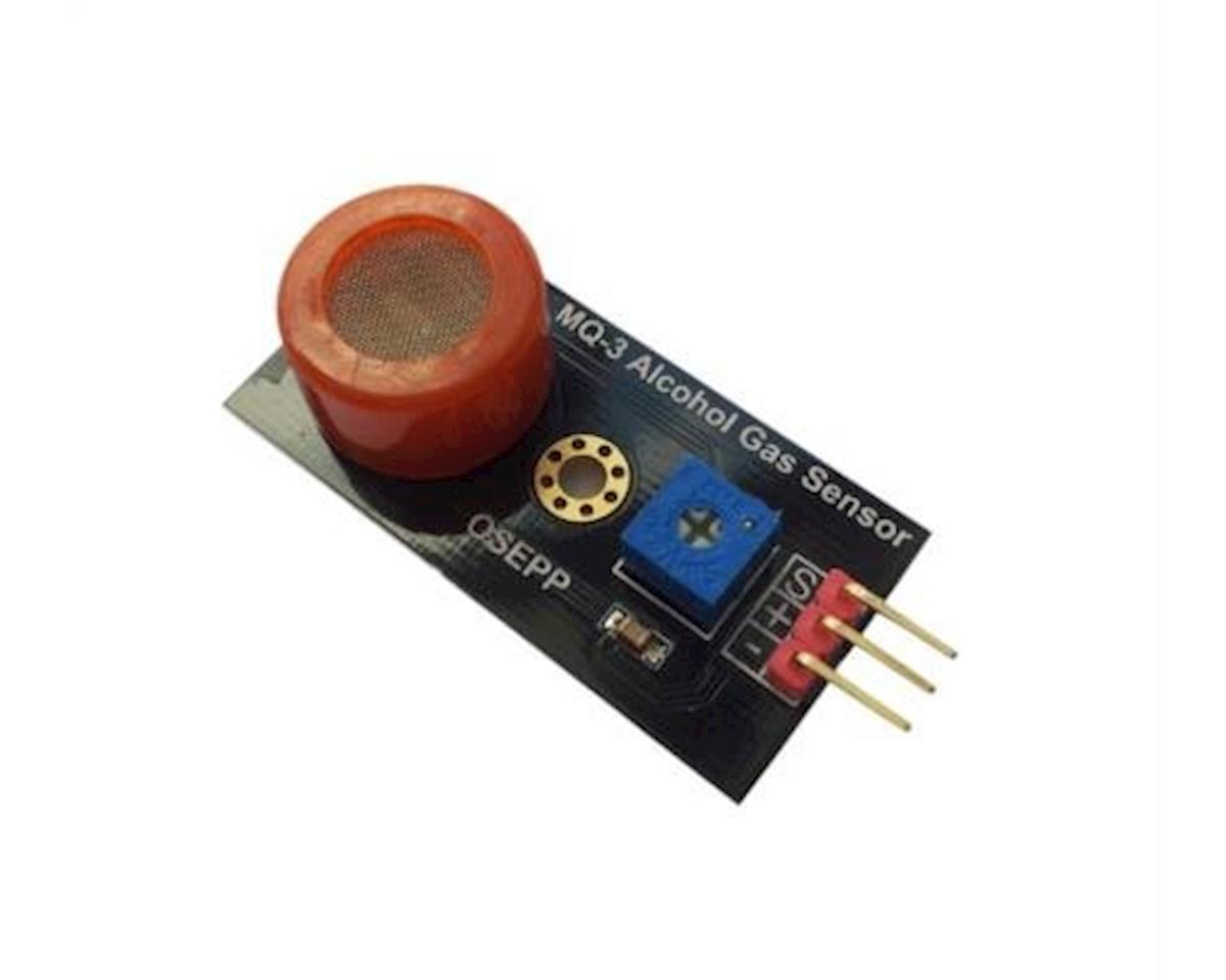 OSEPP Mq-3 Alcohol Gas Sensor Module