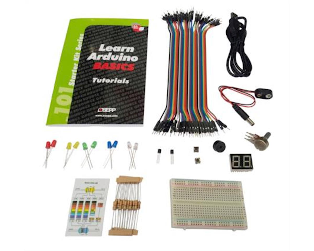 OSEPP Arduino 101 Basics Companion Kit