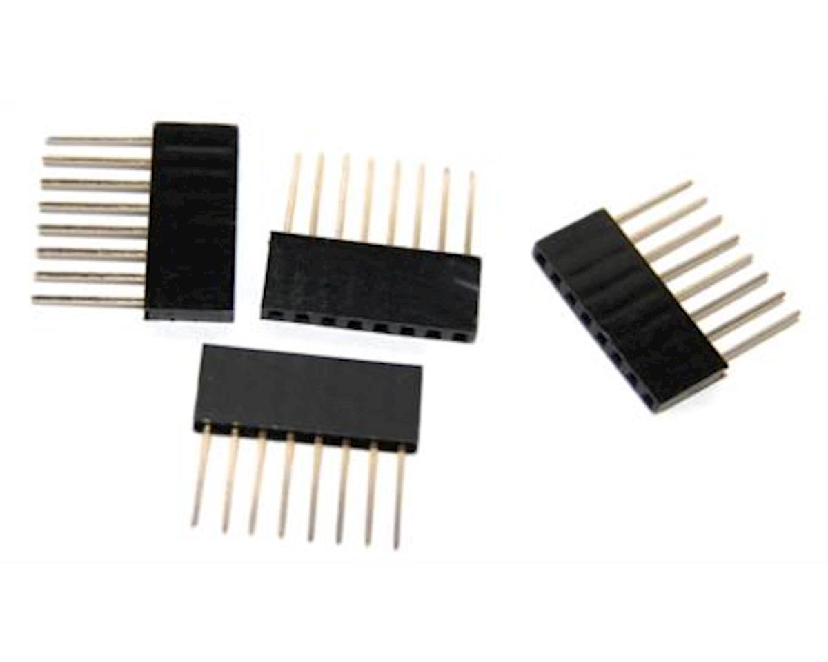 OSEPP Arduino Stackable Headers - 8 Pin 4Pc