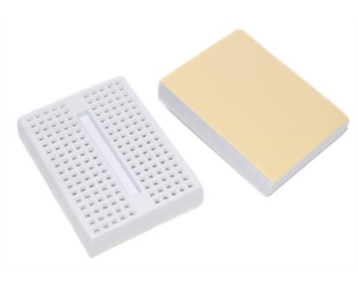 OSEPP Mini Breadboard - Self Adhering 2Pc