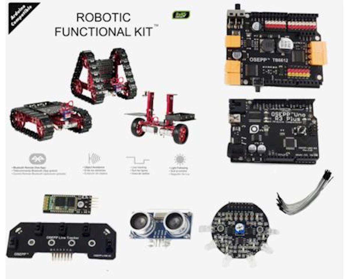OSEPP Robotic Functional Kit [OSEMECHF-01] | Toys & Hobbies