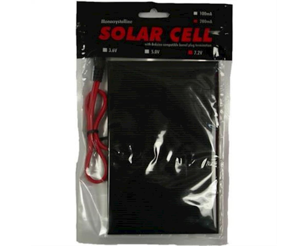 Monocrystalline Solar Cell 200Ma 7.2V