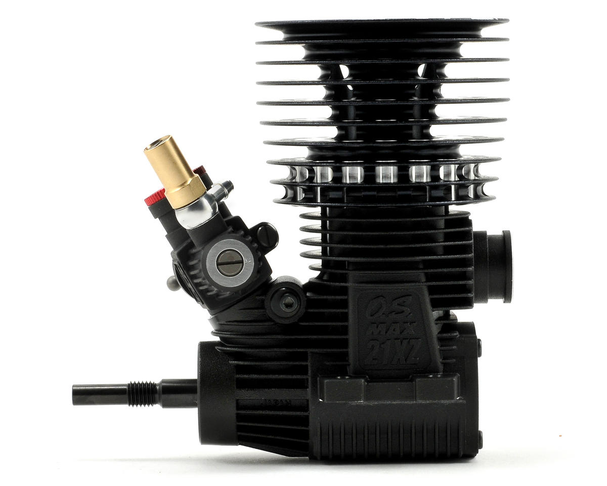 O.S. Speed 21XZ-B V-Spec Tuned Off-Road Competition Buggy Engine