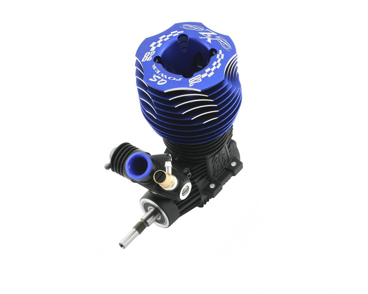 .28XZ Competition Truggy Engine (Turbo Plug) by O.S.