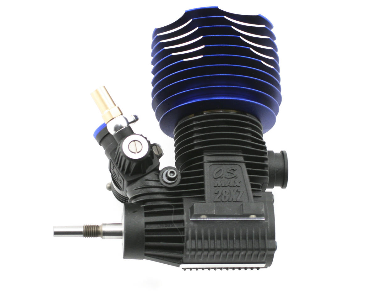 O.S. .28XZ Competition Truggy Engine (Turbo Plug)