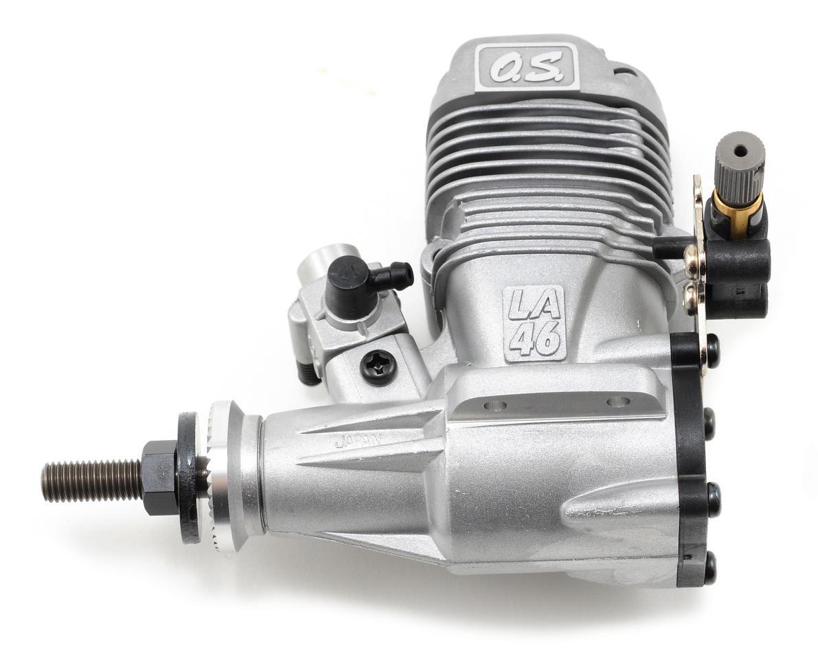 O.S. 46LA .46 Glow Engine w/Muffler