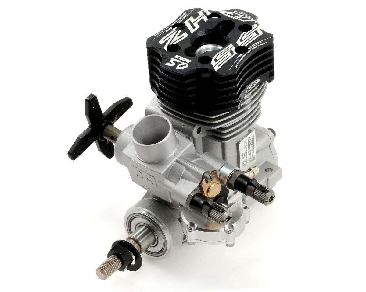 O.S. .55 HZ-R DRS Ringed Competition Helicopter Engine | relatedproducts
