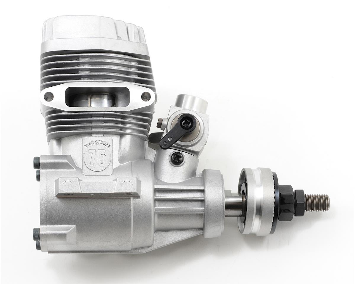 Image 4 for O.S. 75AX .75 Glow Engine w/Muffler