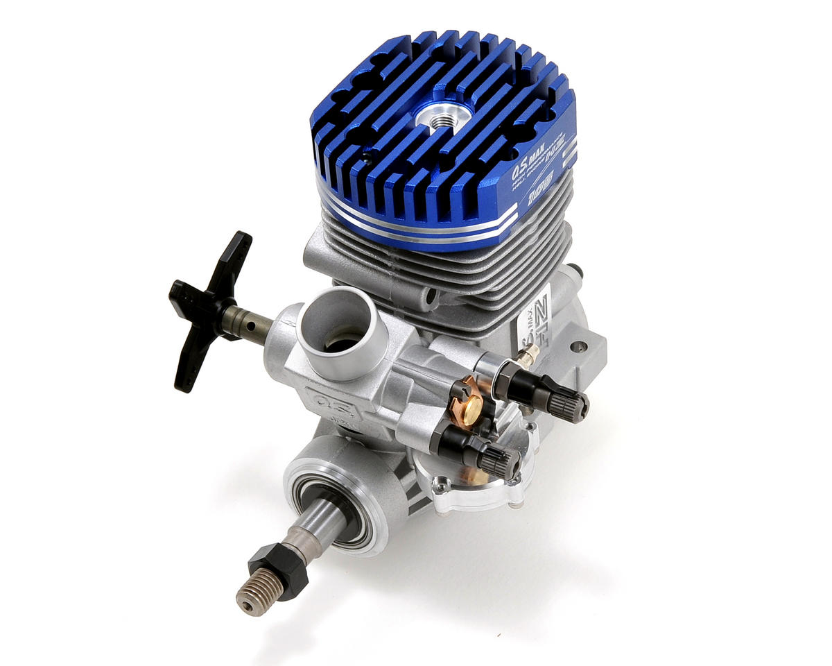 O.S. Max 105HZ-R DRS Helicopter Engine