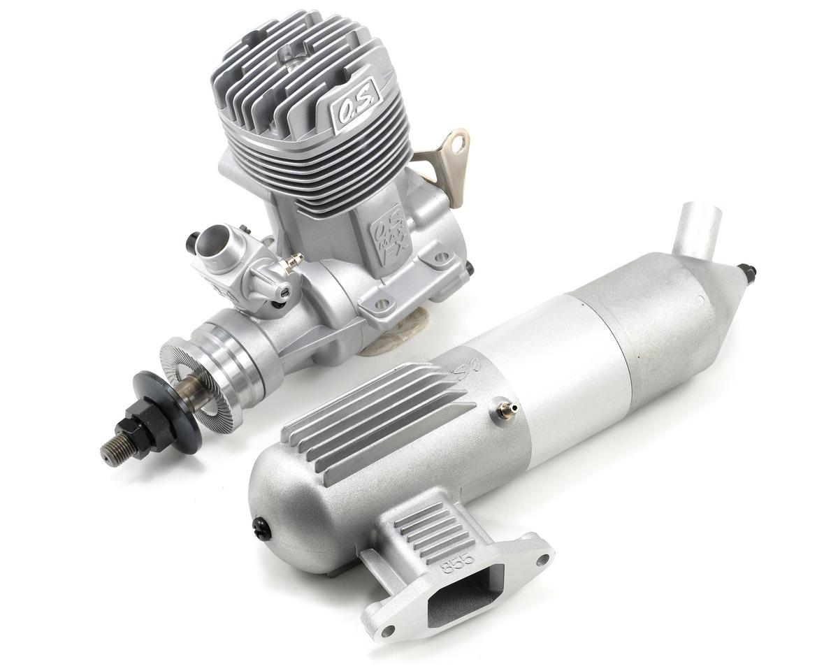 O.S. 160FX 1.60 Glow Engine w/Muffler