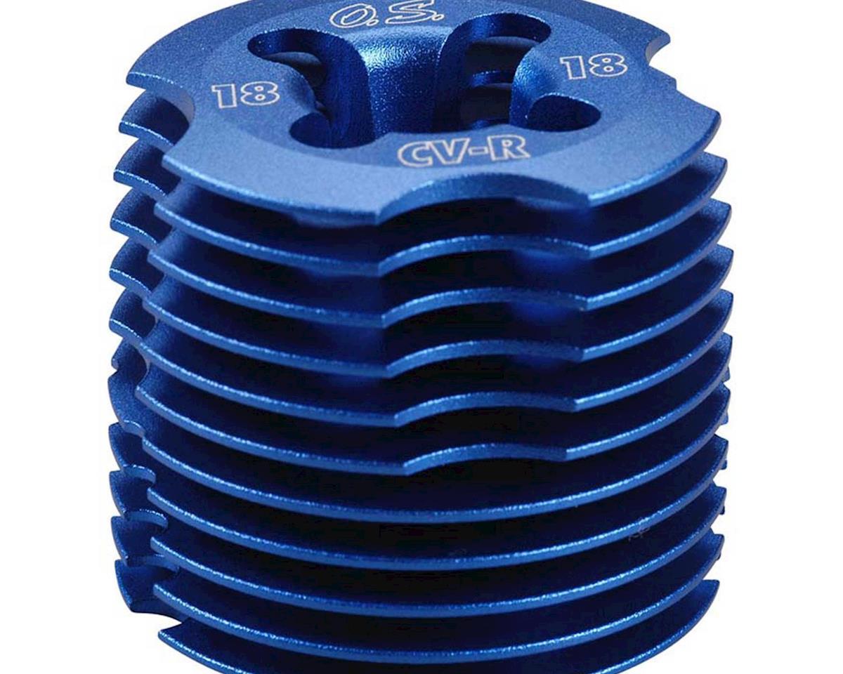 O.S. 21804010 Heat Sink Head .18CV-R