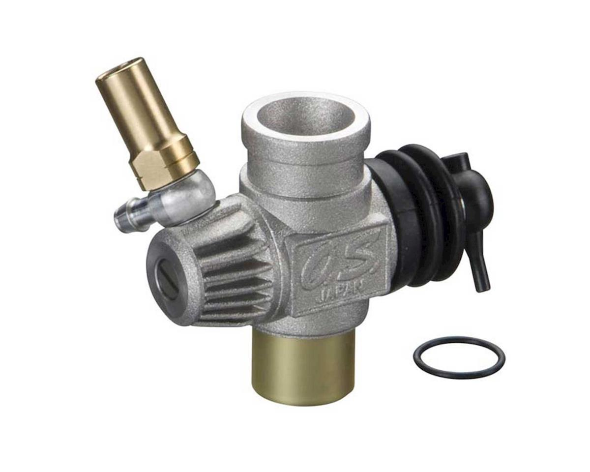 Carburetor: #11KR Slide, 21TM-R Revo