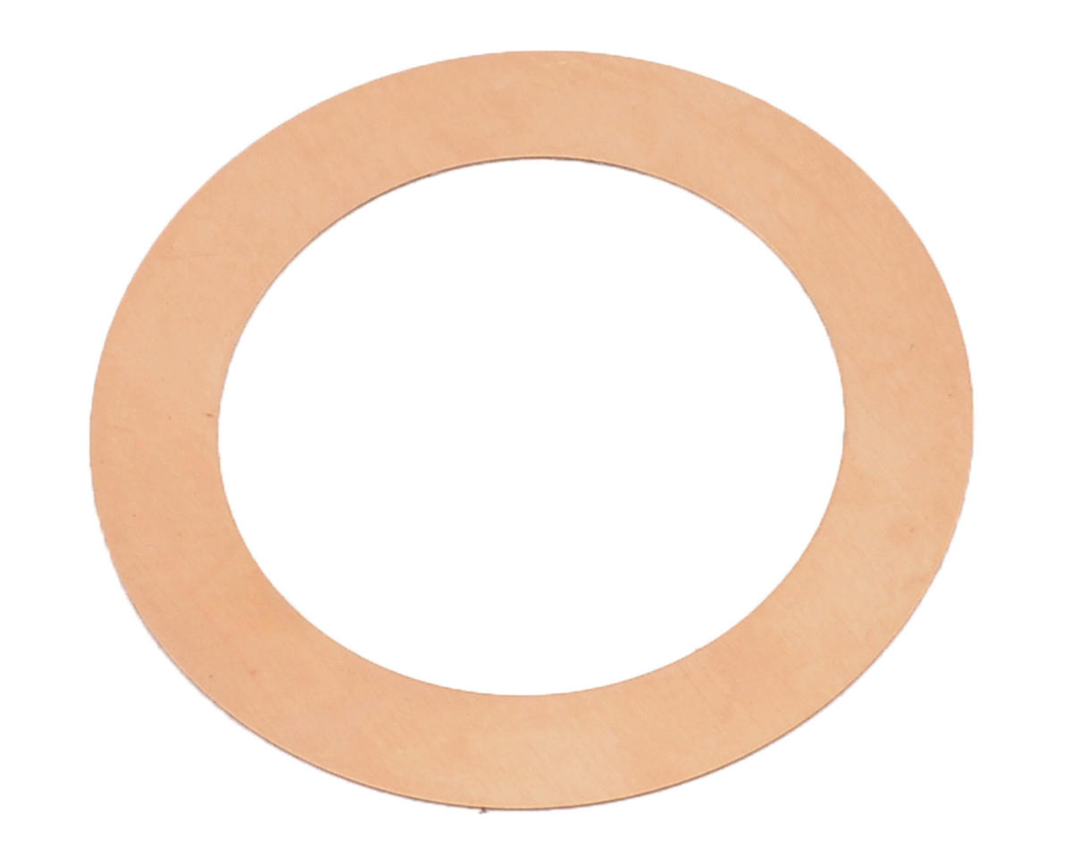 .1 Brass Head Shim Gasket (.21 XZ-R) by O.S. (O.S. Engines .21 XZ-B Speed II)