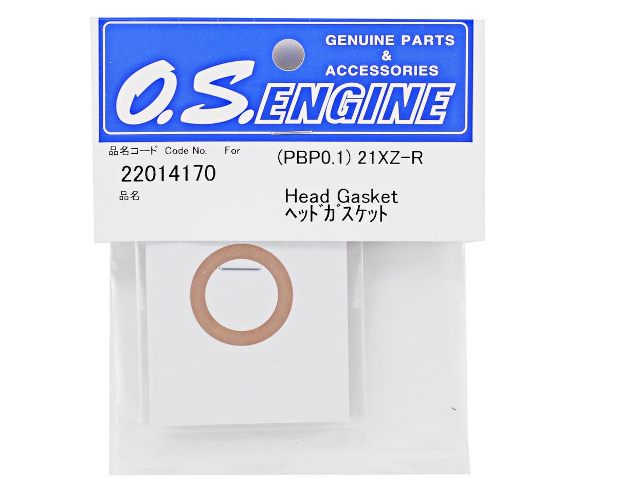 O.S. .1 Brass Head Shim Gasket (.21 XZ-R)