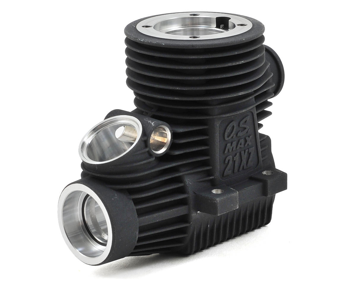 O.S. Speed 21XZ-B Spec II Crankcase (O.S. Engines .21 XZ-B II)