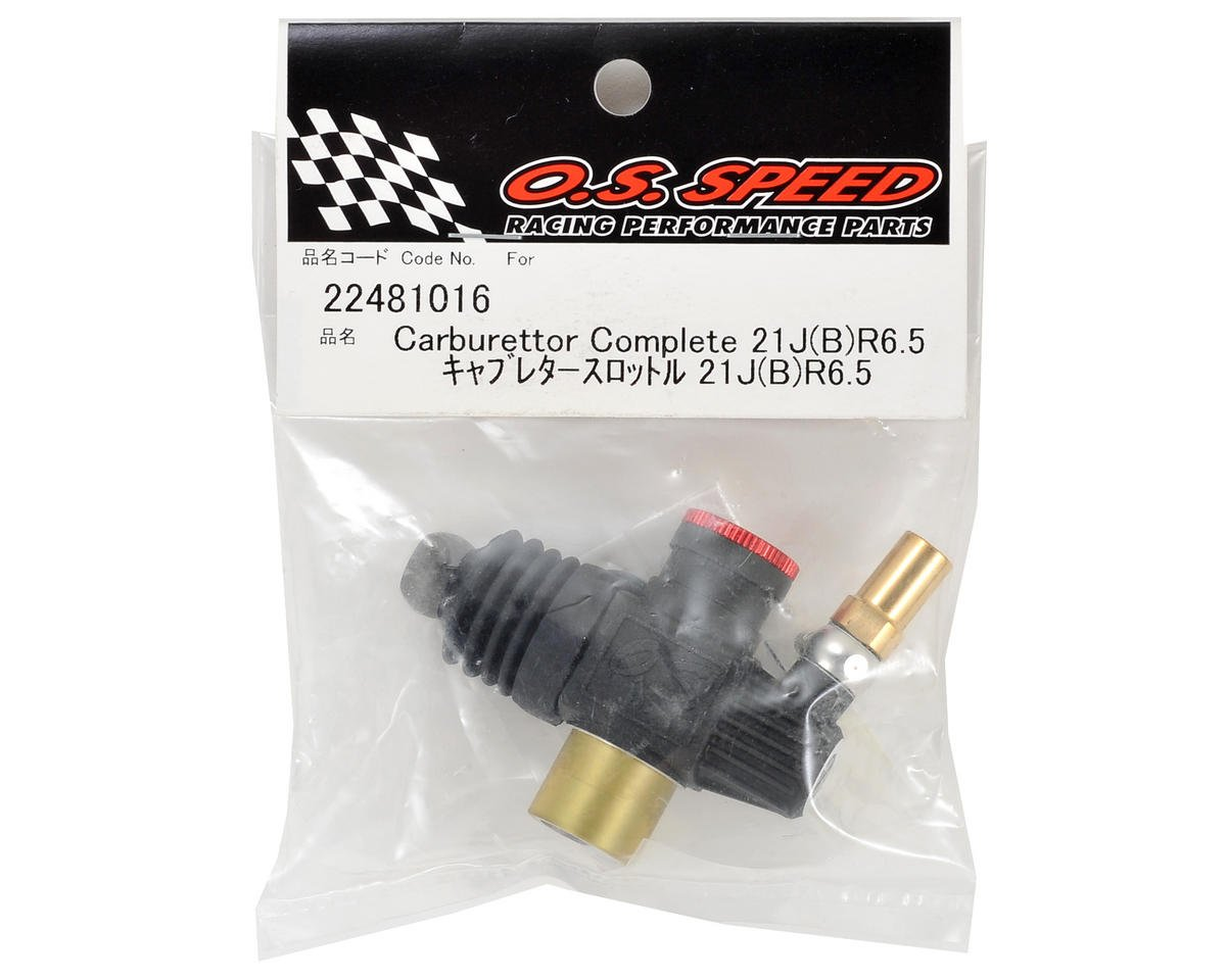 O.S. Speed 21J Carburetor