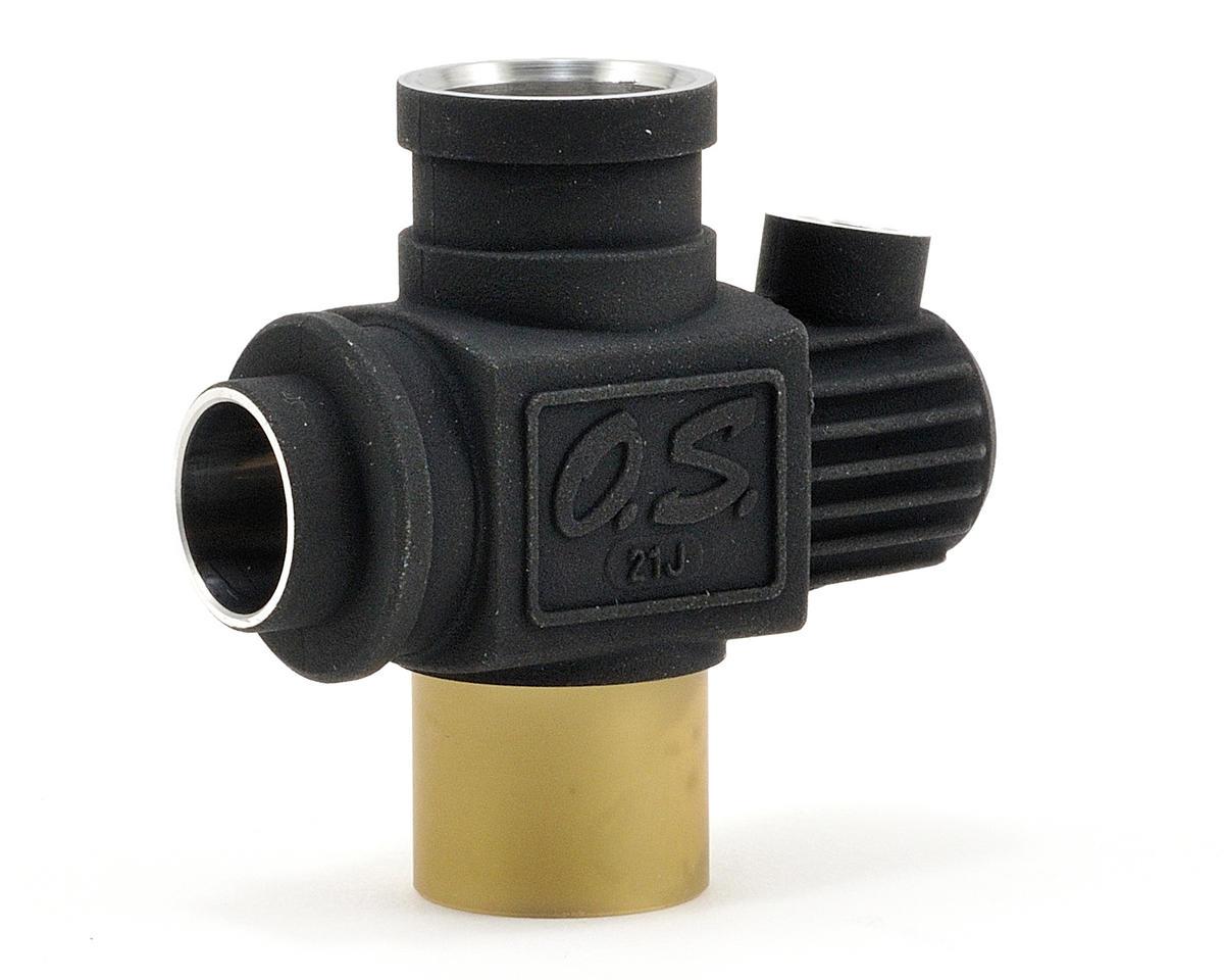 O.S. Carburetor Body w/Thermo Insulator