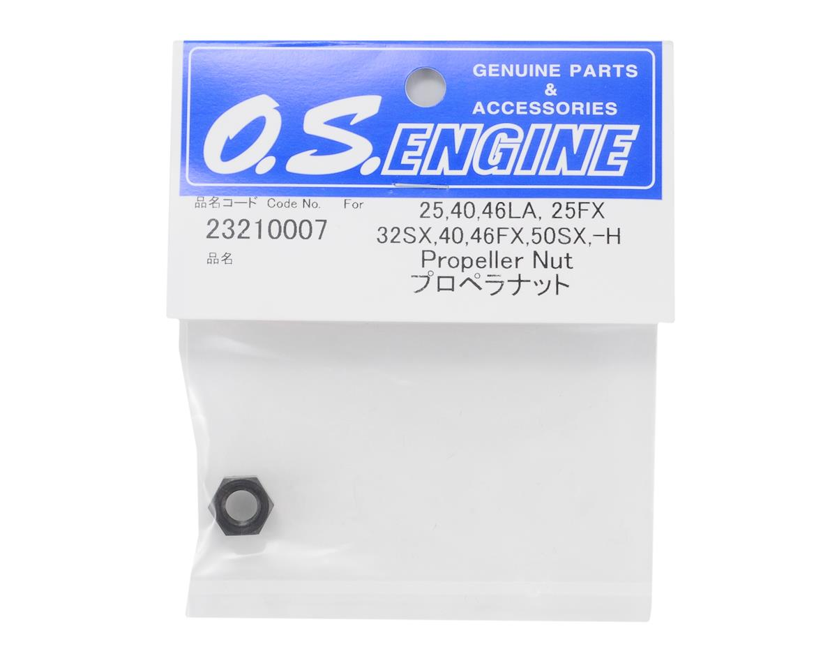 "O.S. Engines 1/4"" Propeller Nut (.20-.61)"