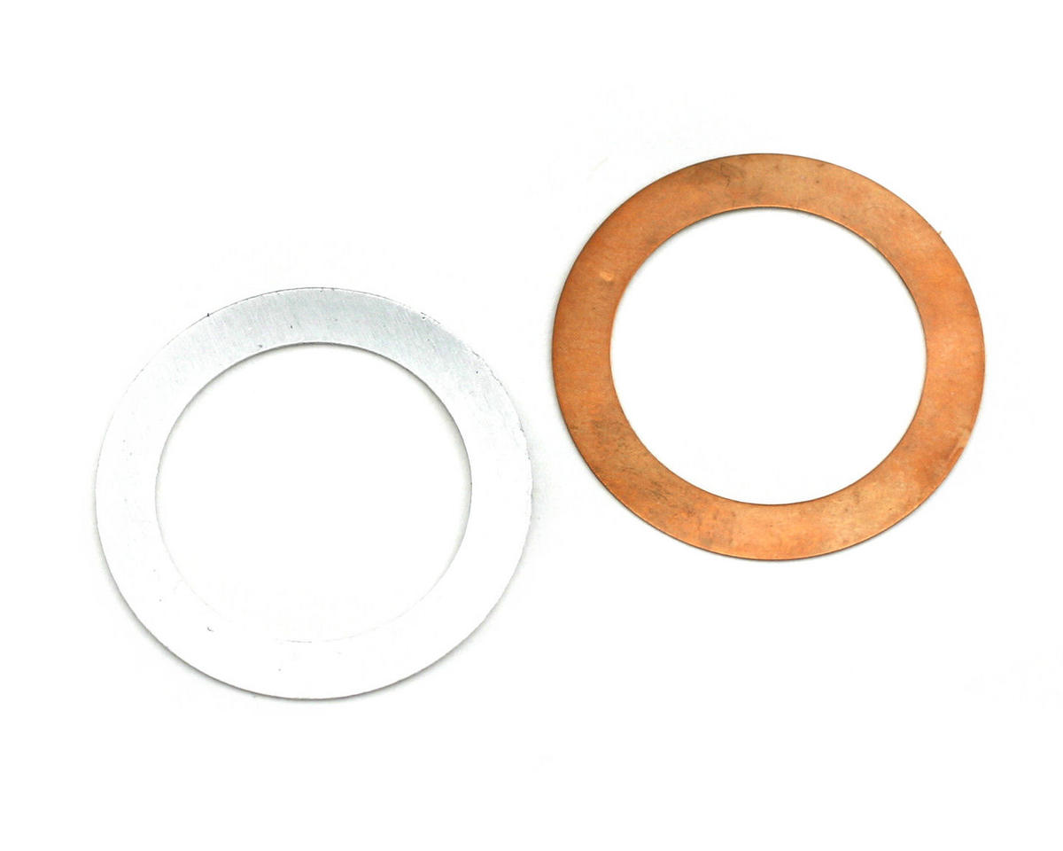 O.S. Head Shim Gaskets (.21 VZ-B V-Spec) (O.S. Engines .21 Speed