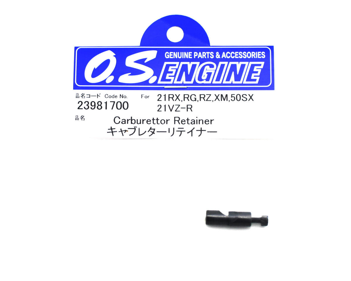 O.S. Carburetor Retainer (V-Spec)