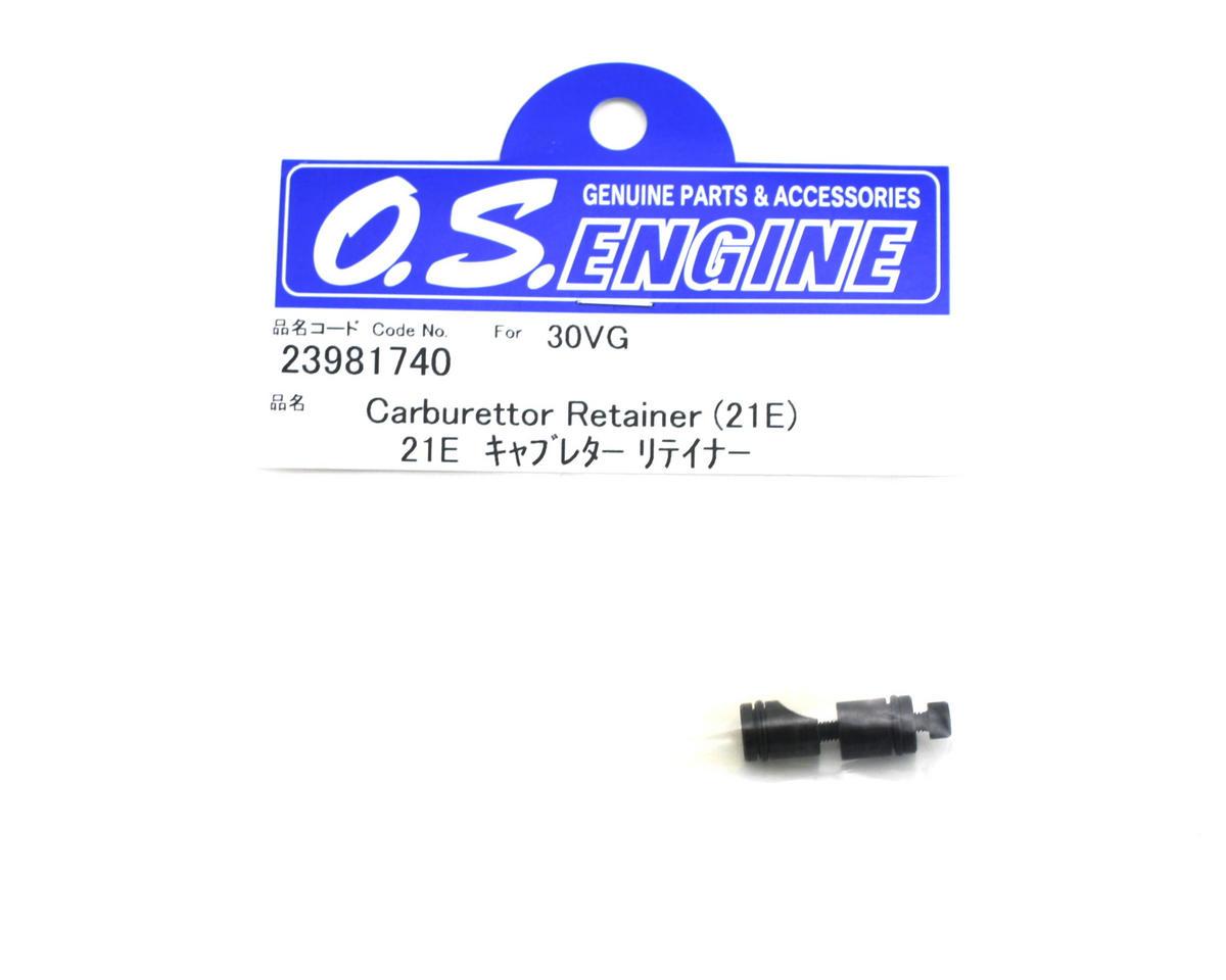 Carburetor Retainer (Speed V-Spec) by O.S.