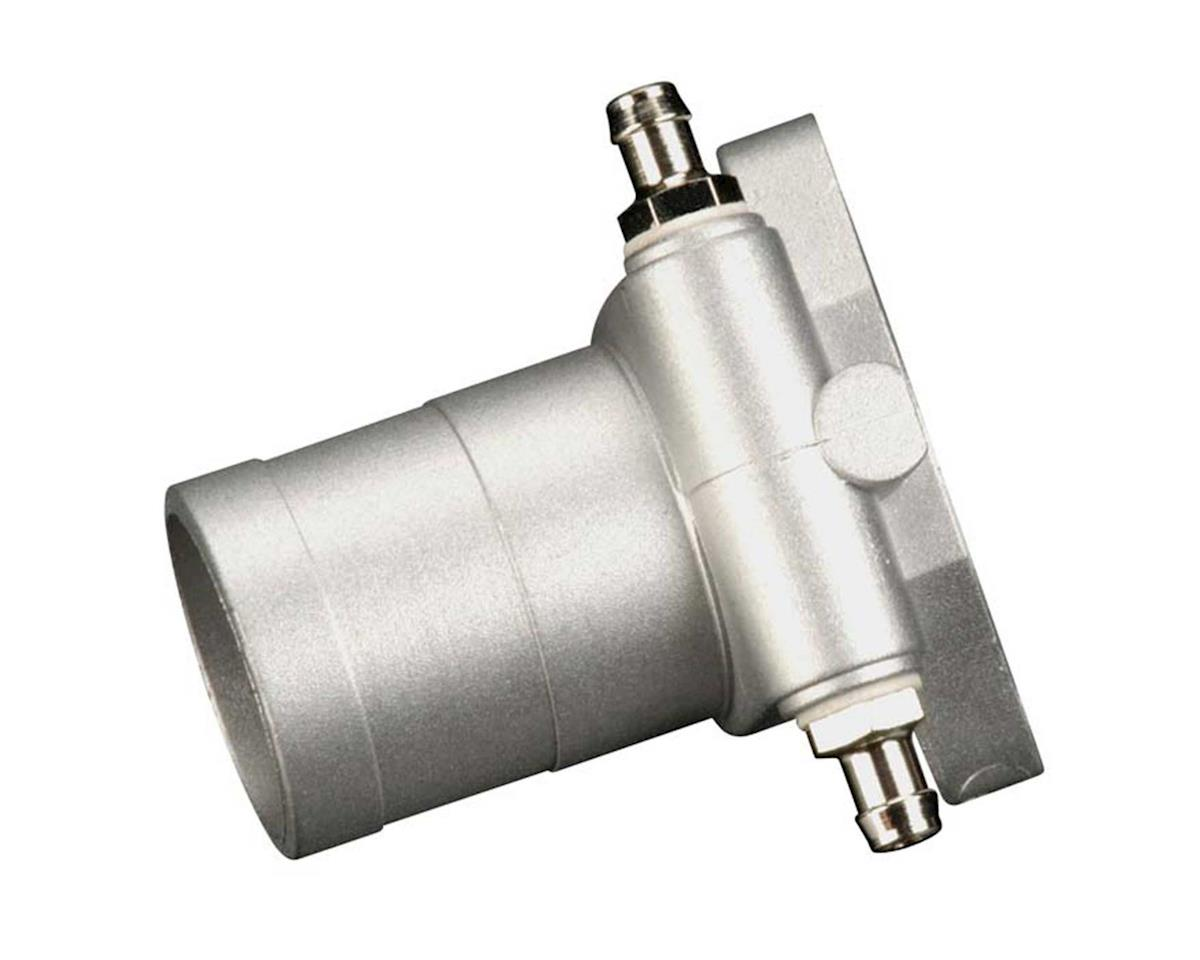 O.S. 27126400 Exhaust Adapter-Cool .61-.77 VR