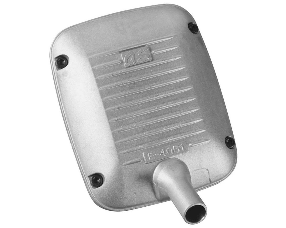O.S. 27426010 E-4051 Muffler GT15HZ