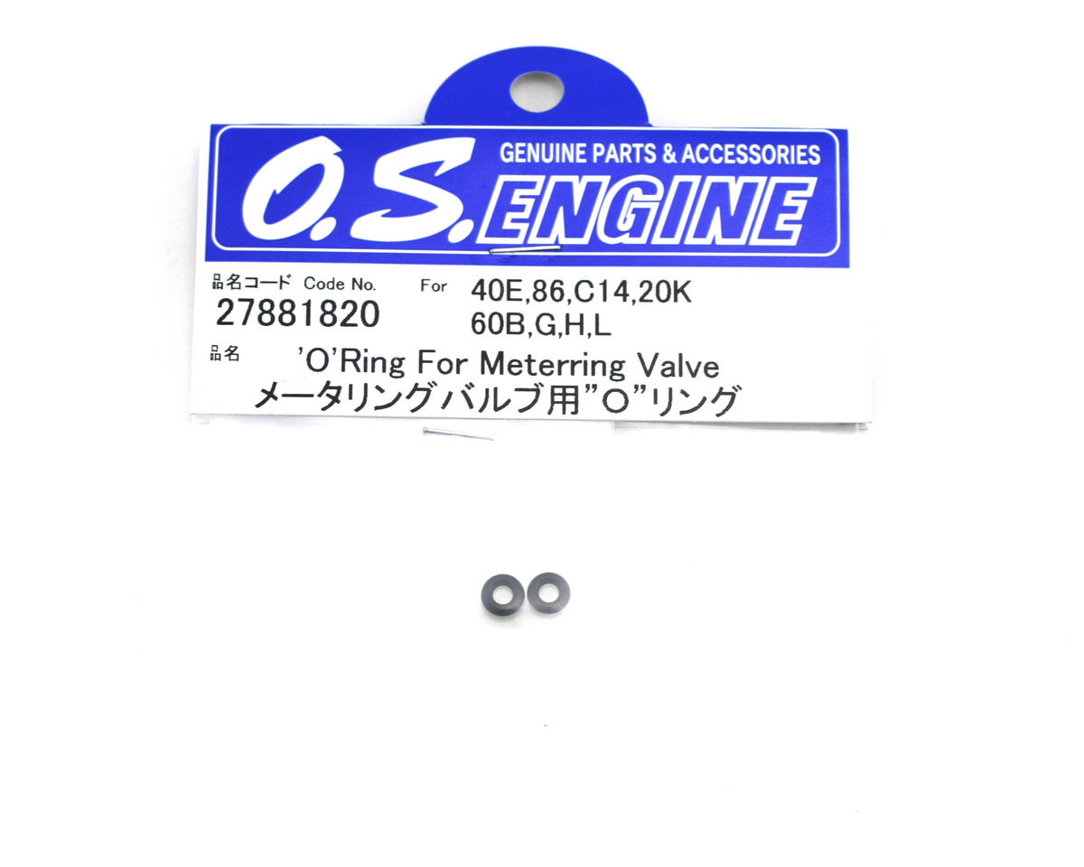O.S. Engines Large Carburetor O-Ring