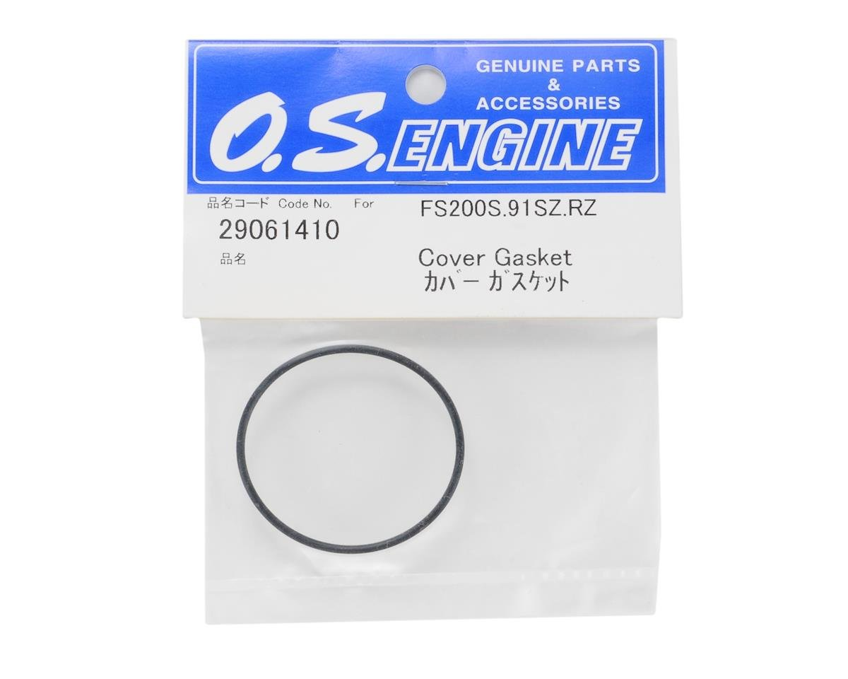 Image 2 for O.S. Engines Back Plate Gasket
