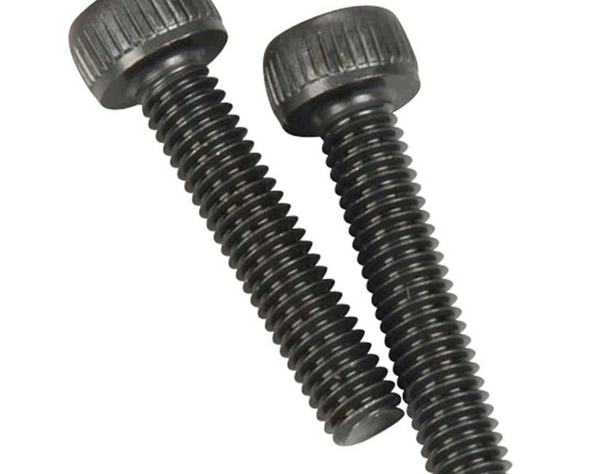 90 Degree Muffler Extension Screws (2): O.S. Engines 120AX