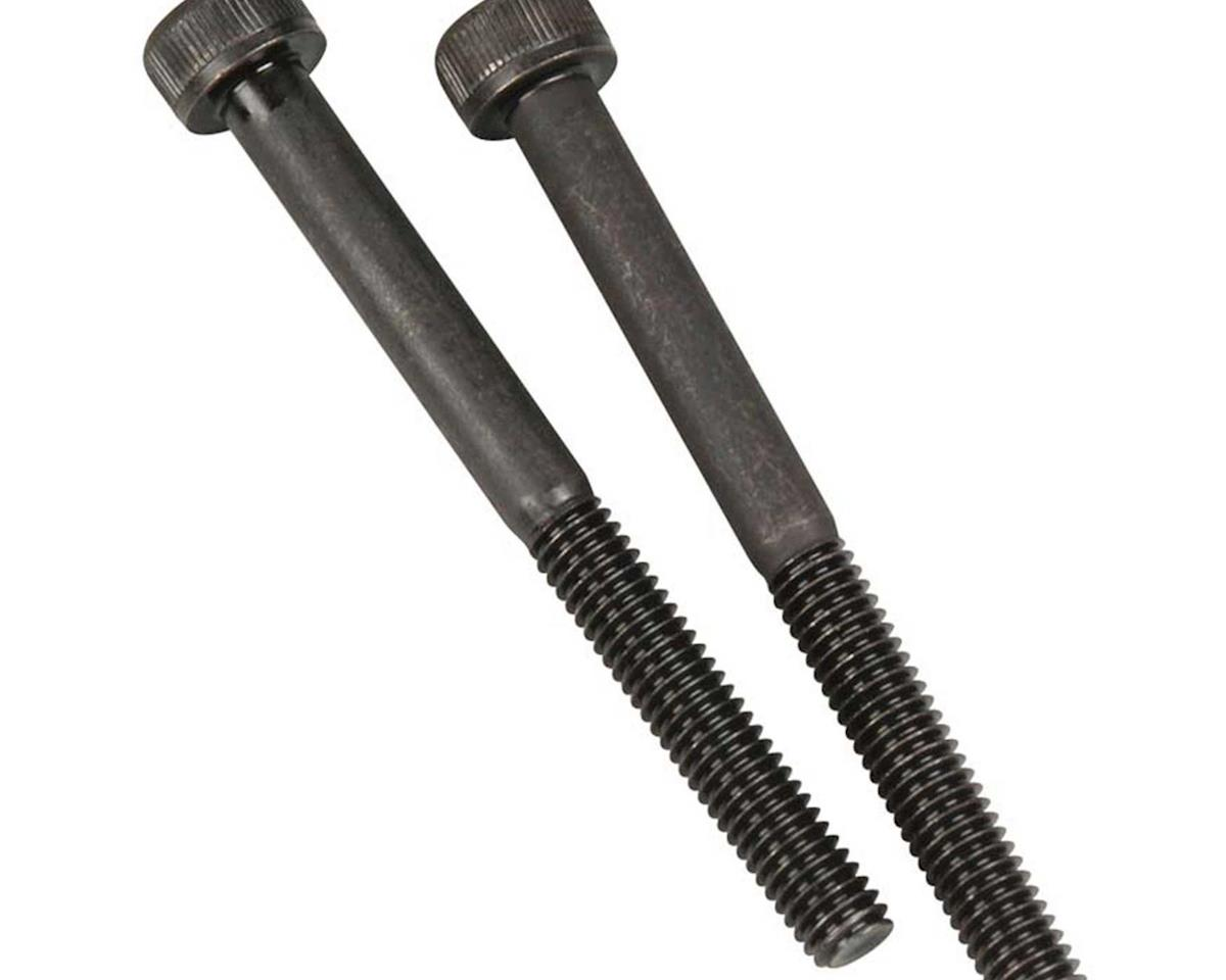 Muffler Screws L (2): O.S. Engines 120AX