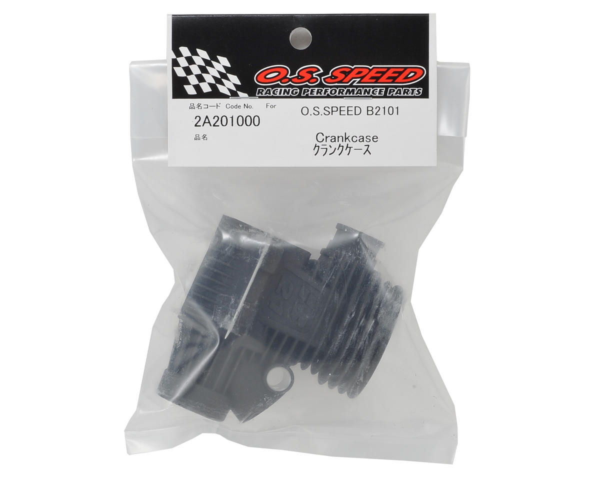 O.S. B2101 Speed Crankcase