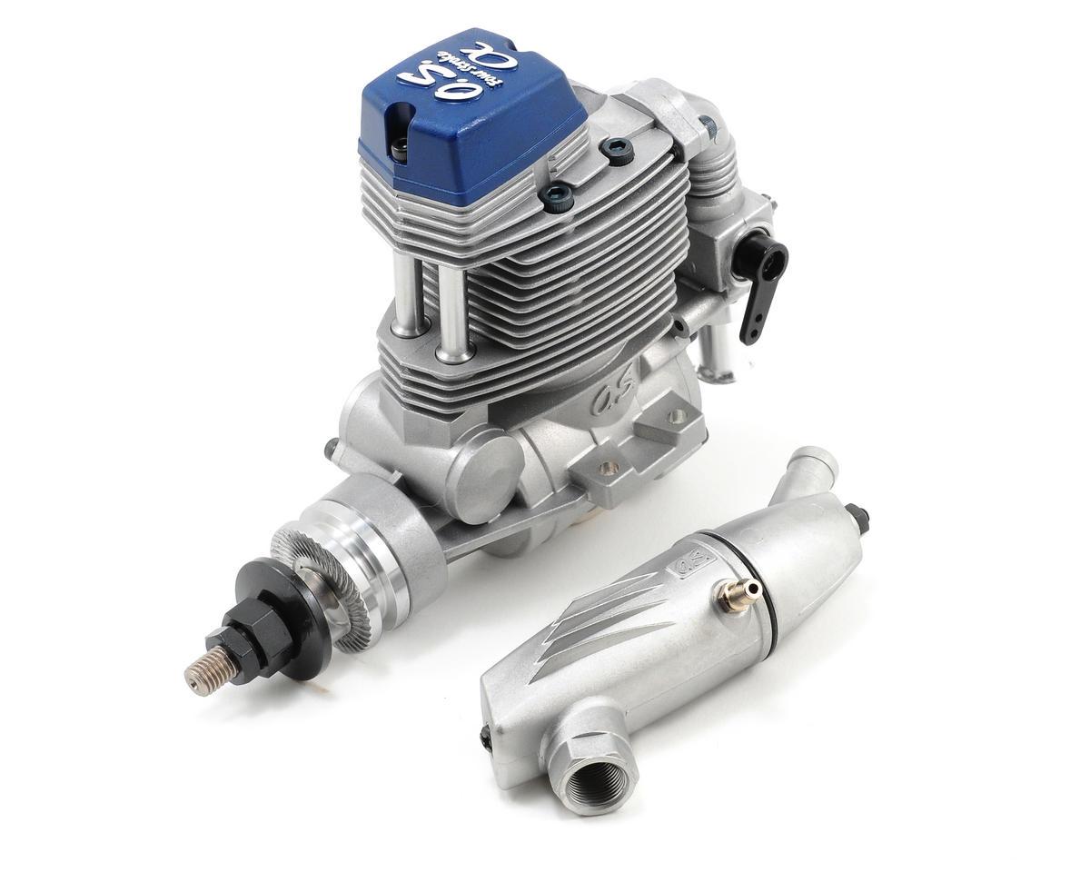 O.S. FS-56-a .56 Four Stroke Glow Engine w/Muffler