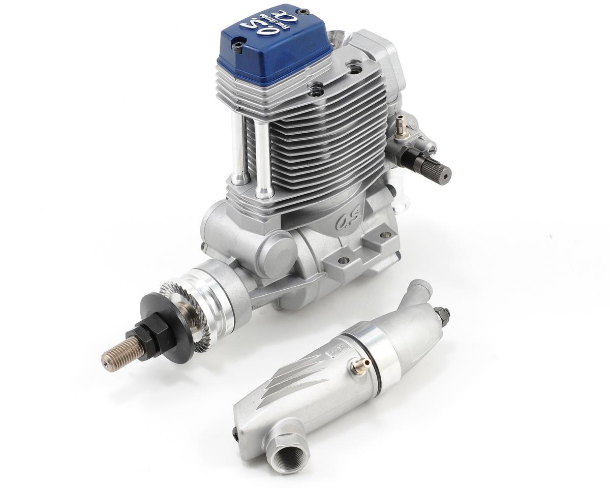 O.S. FS-81-a .81 Four Stroke Glow Engine w/Muffler