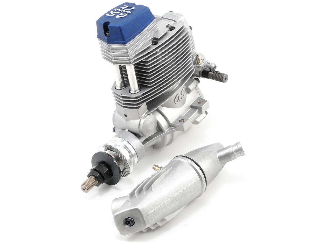 O.S. FS-110-a 1.10 Four Stroke Glow Engine w/Muffler
