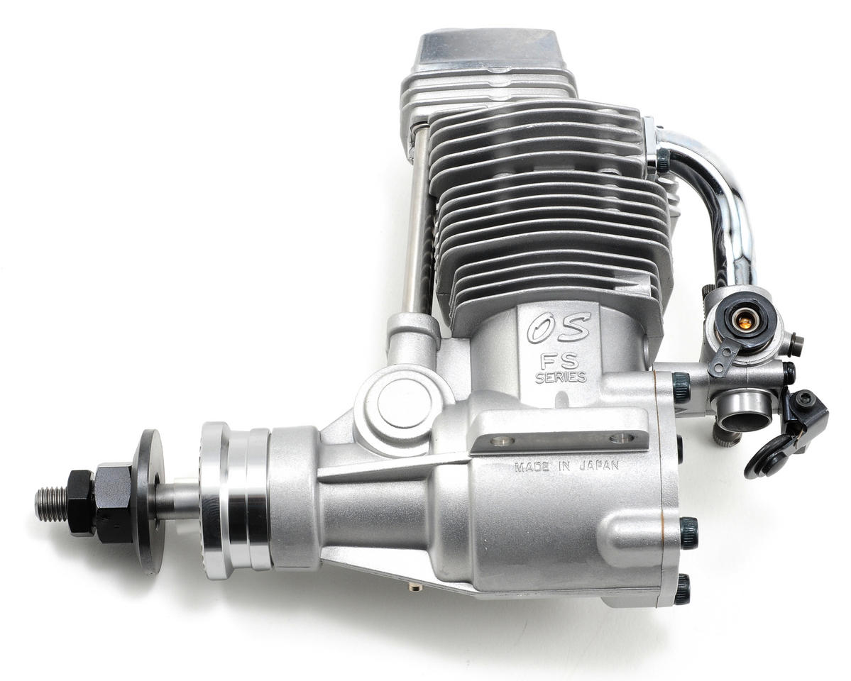 O.S. FS-120S-E 1.20 Four Stroke Glow Engine