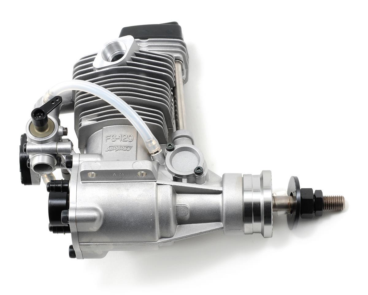 O.S. FS-120S-III 1.20 Four Stroke Glow Engine