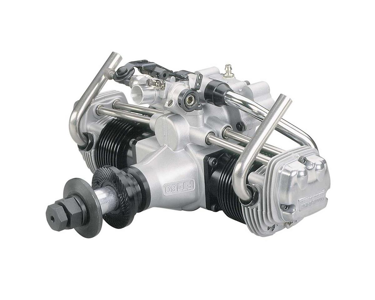 FT-160 Gemini Twin-Cylinder Ringed 4-Stroke Engine