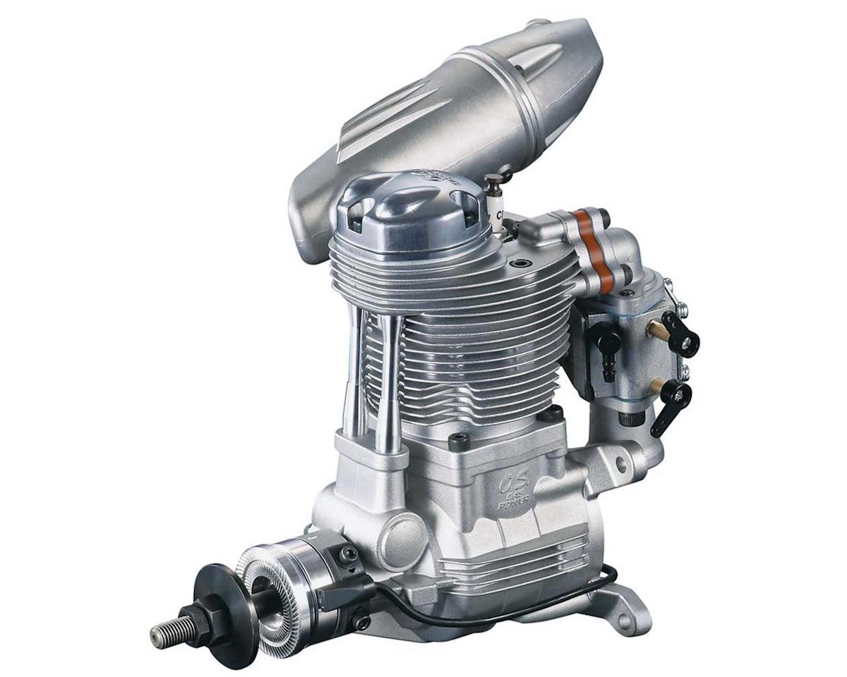 O.S. GF40 4-Stroke Gas Engine w/F-6040 Muffler