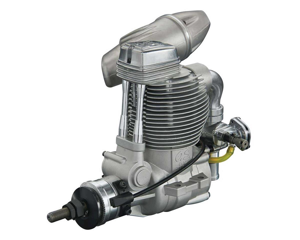 O.S. GF30 4-Stroke Gasoline w/F6040 Muffler